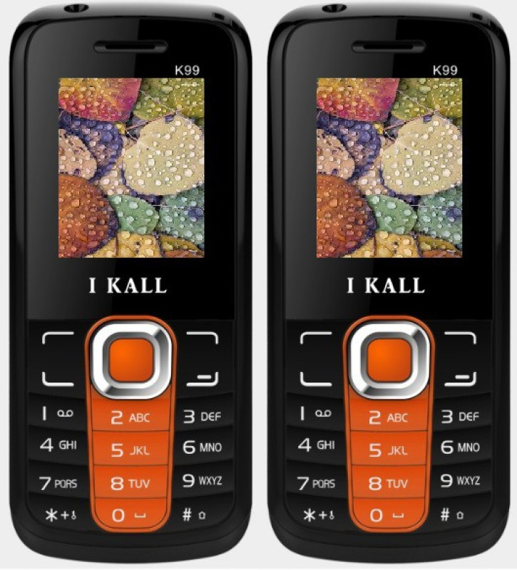 i-kall-k99-combo-of-two-mobileorange-orange