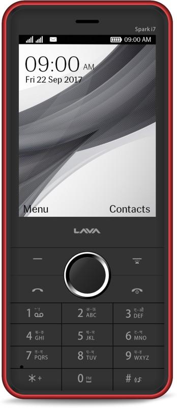 Lava Spark i7(Red)