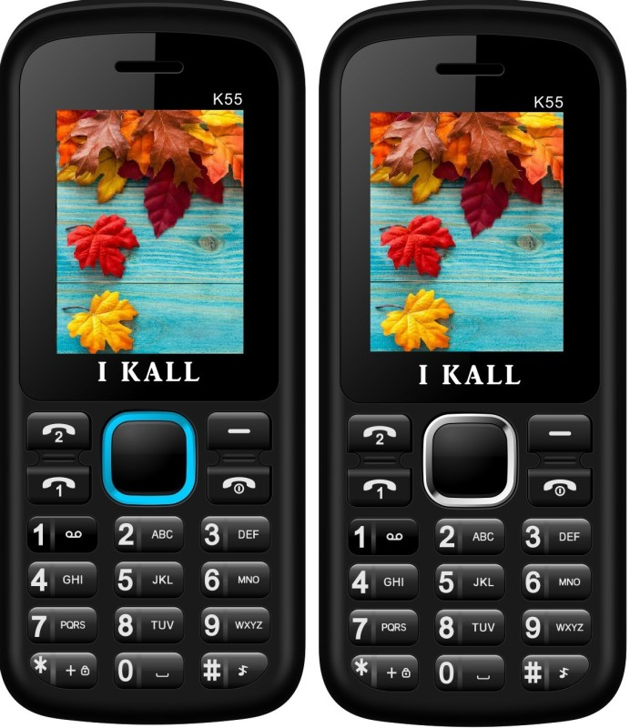 i-kall-k55-combo-of-two-mobileblue-white