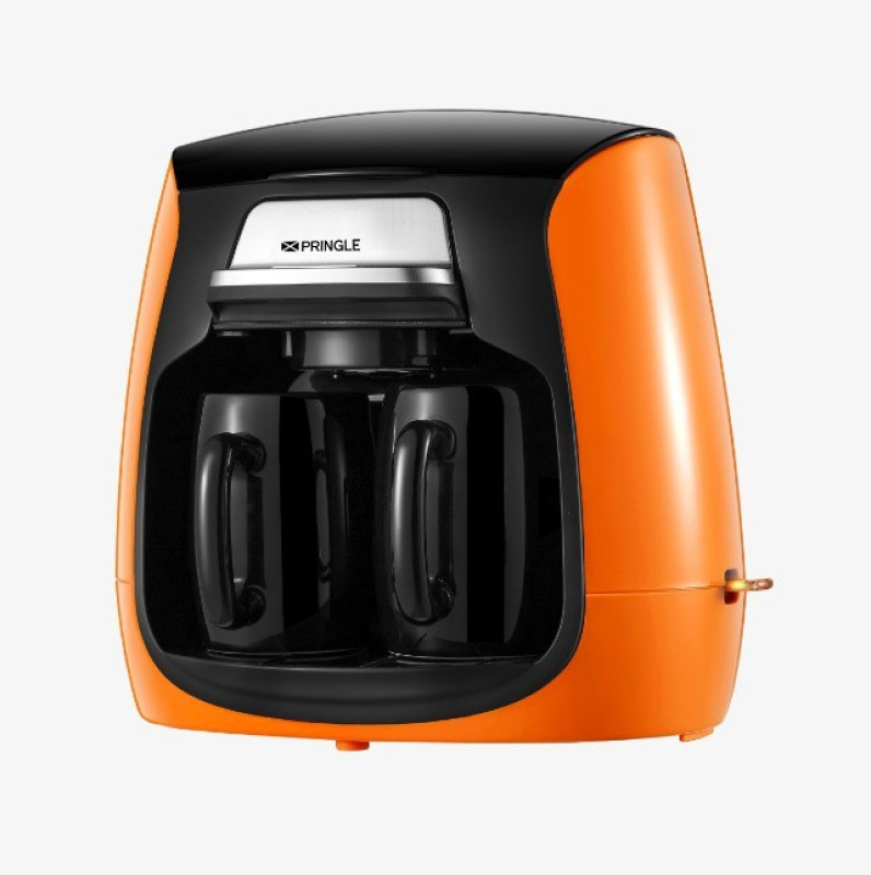 Pringle CM 2100 Personal Coffee Maker(Orange)