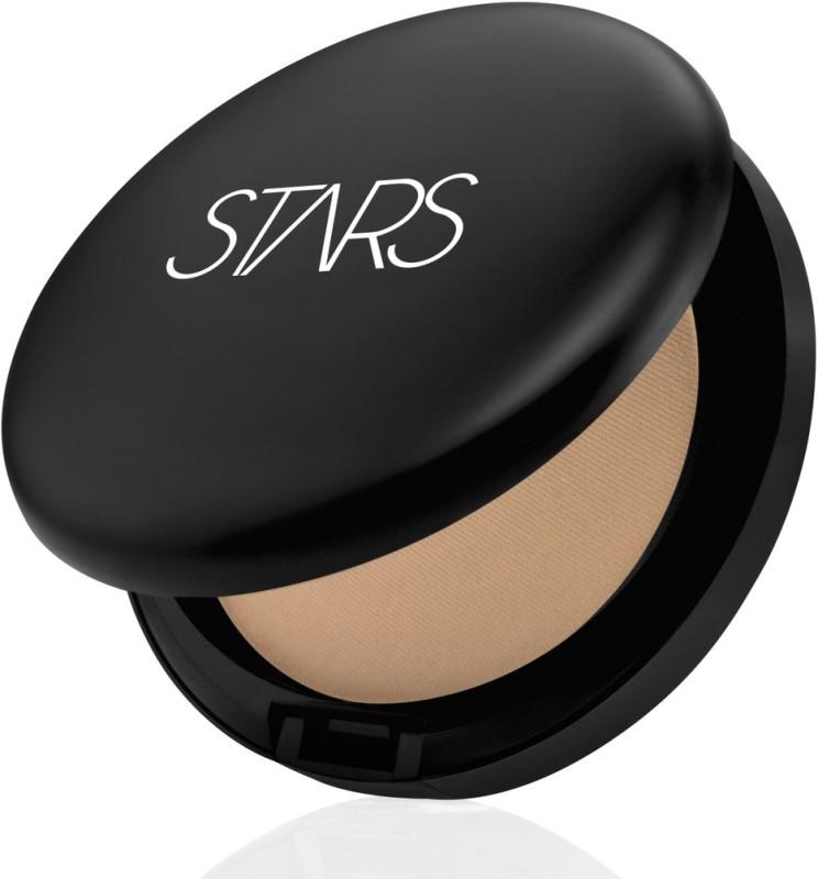 Stars Cosmetics Powder Compact - 9 g(Beige)
