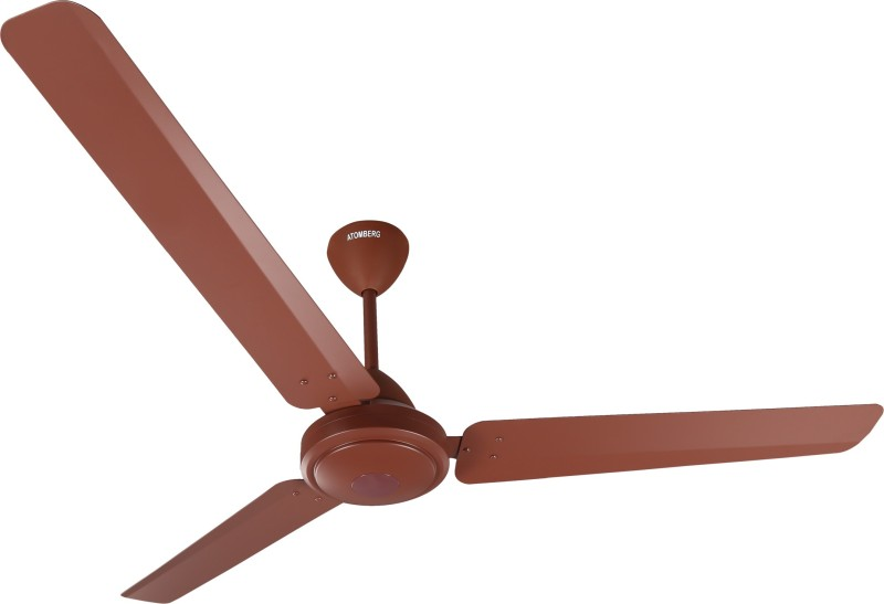 16 Off Gorilla E1 1400mb 3 Blade Ceiling Fan Matte Brown