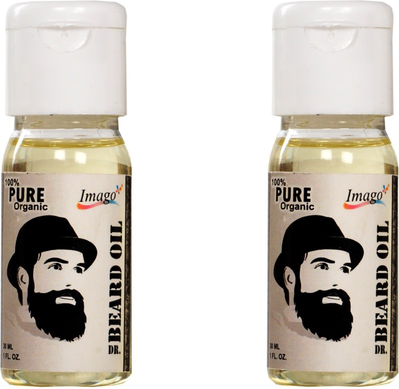 Imago Beard Growth Hair Oil 60 ml Hair Oil(60 ml)