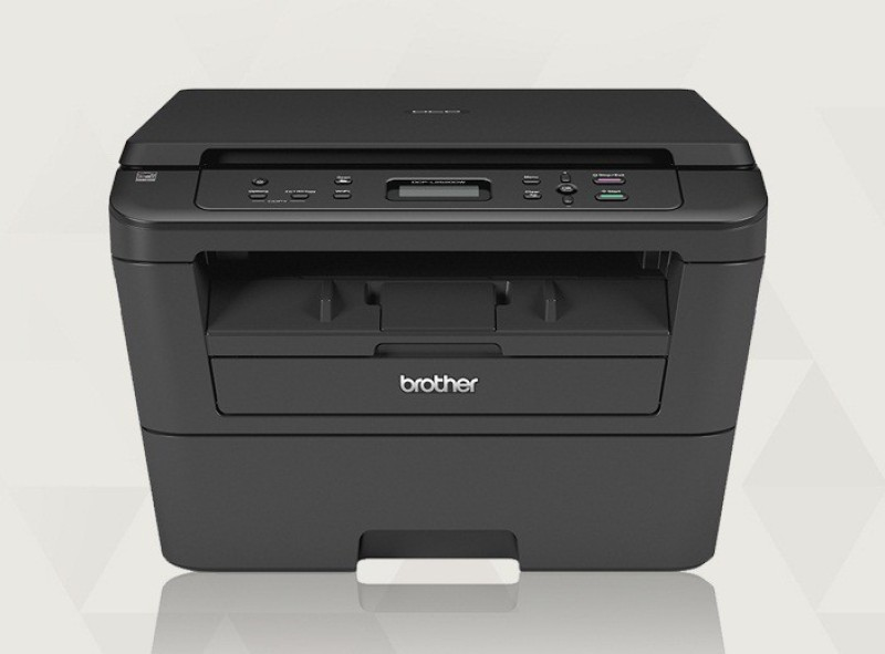 Brother DCP-2520D Multi-function Printer(Grey, Toner Cartridge)
