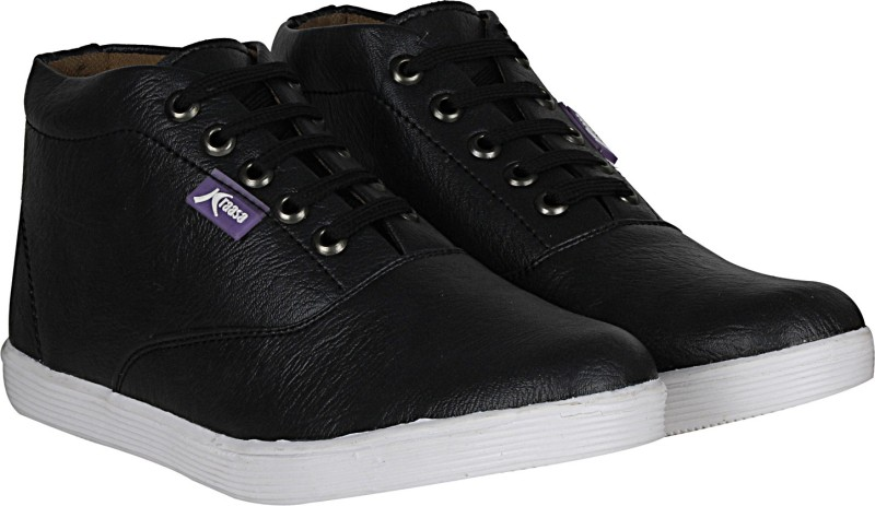 Kraasa Rock n Roll Boots(Black)