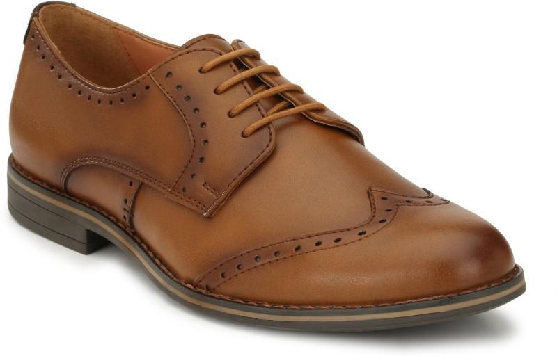 Delize Driving Shoes For Men(Tan)
