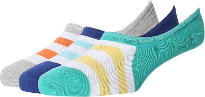 Allen Solly Mens Quarter Length Socks(Pack of 3)