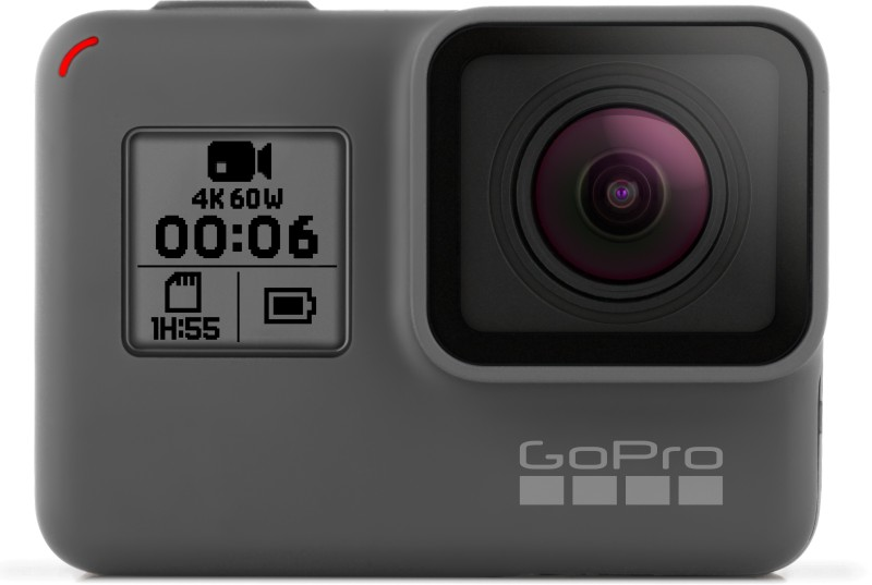 GoPro Hero 6 Sports and Action Camera(Black 12 MP)