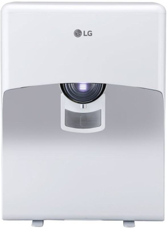 LG WW121EP 8 L RO + UF Water Purifier(White)