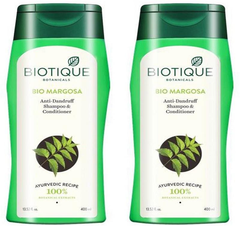 Biotique Anti-Dandruff Shampoo & Conditioner(400 ml)