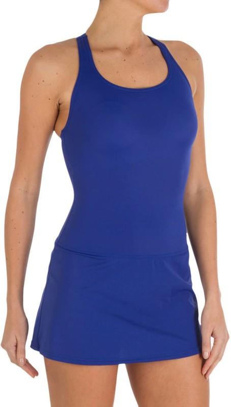 NABAIJI by Decathlon Leony Solid Women's Swimsuit
