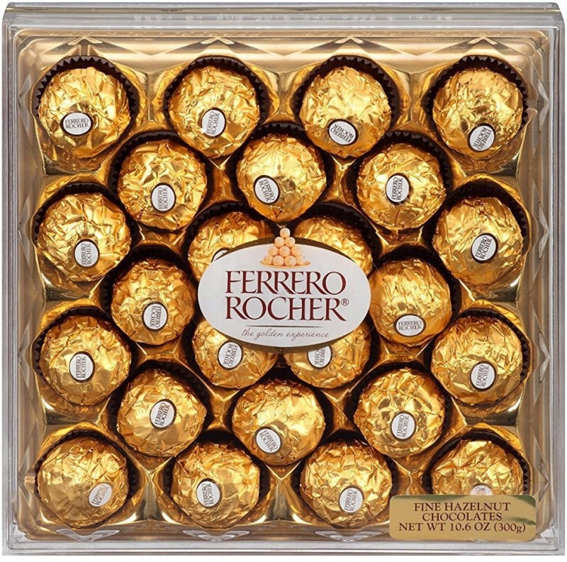 Premium Chocolates Ferrero Rocher #books-and-more
