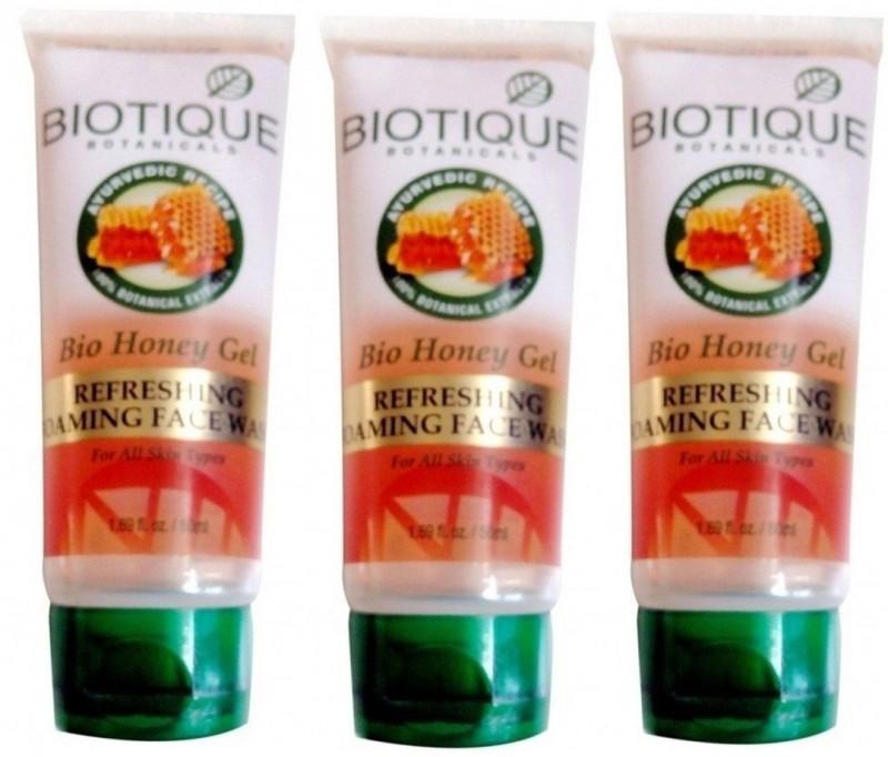 Biotique Biotique Bio Honey Gel Refreshing Face Wash 100ml Face Wash(100 ml)