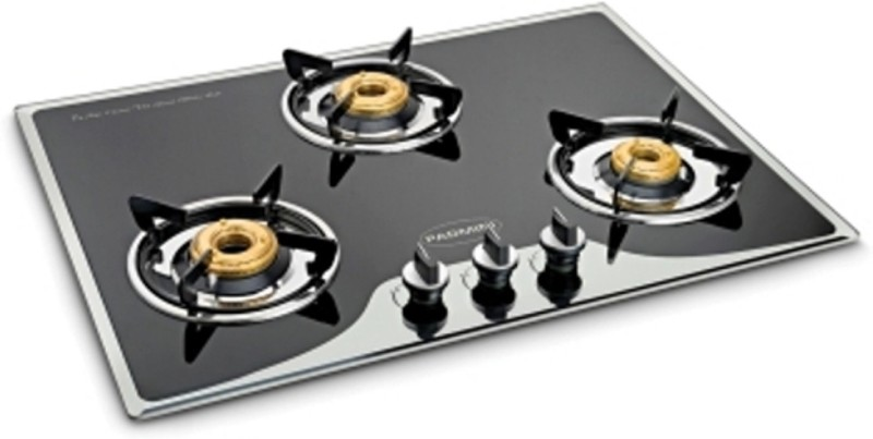 padmini 301 GL IB Stainless Steel Automatic Gas Stove(3 Burners)
