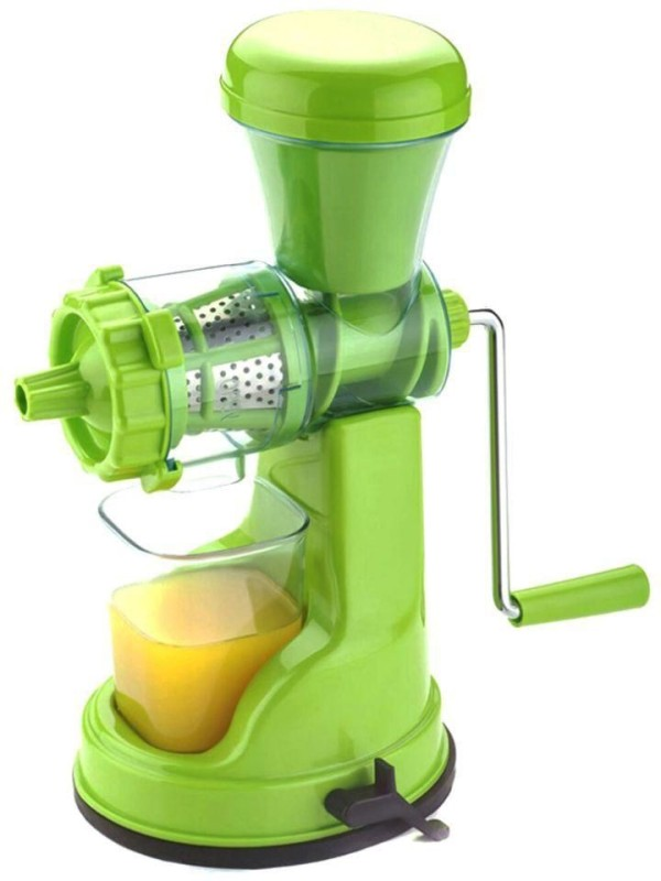 KEP Plastic Hand Juicer(Green Pack of 1)