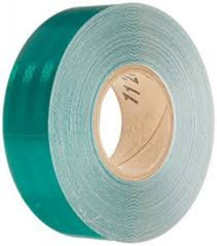 Laps of Luxury GD466 Green Reflective 50.8 mm x 7.31 m Green Reflective Tape(Pack of 1)