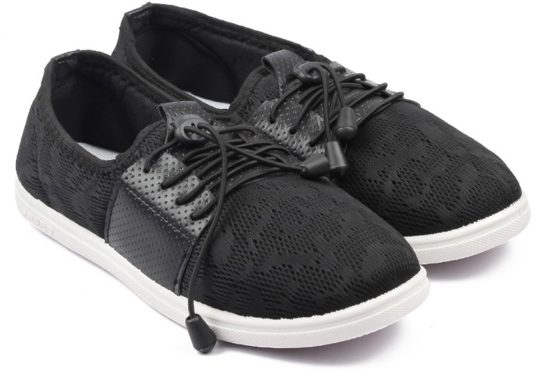 Asian Casuals For Men(Black, Black)