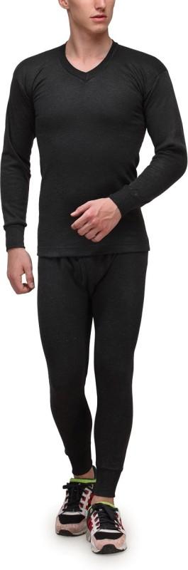 alfa Lava Thermal V Neck Mens Top - Pyjama Set