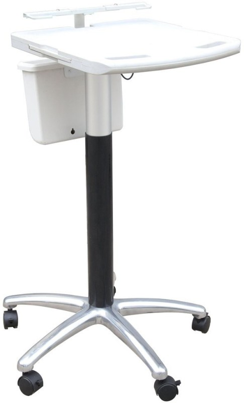 rife Laptop Sit Stand Mobile Trolley Cart with and Mouse Tray ALPC9 Laptop Stand