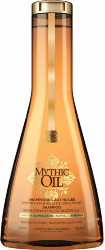 LOreal Professionnel Mythic Oil Nourishing (249 ml) with Yardley product(250 ml)