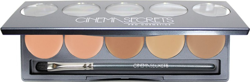 CINEMA SECRETS CONCEALER PALLETE - 02 Concealer(Light Blue Neutralizer, 12.5 g)