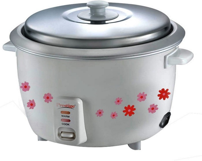 Prestige PRWO1.8-2 Electric Rice Cooker(1.8 L, White)