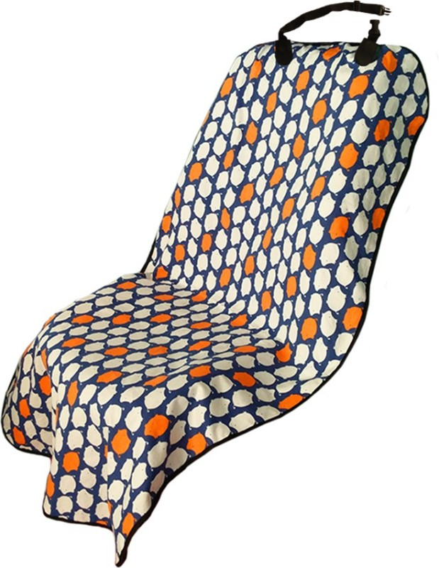 Elegant Peppa Front Bucket Pet Seat Cover(Multicolor)