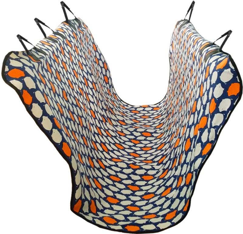 Elegant Peppa Hammock Pet Seat Cover(Multicolor)