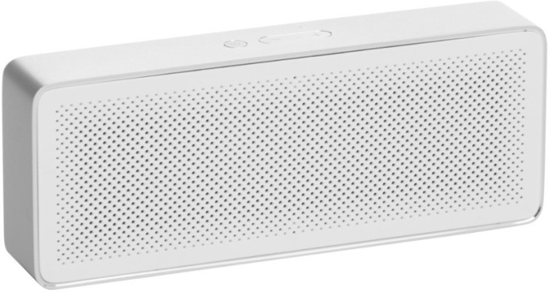 Mi Basic2 5 W Bluetooth Speaker(White, Stereo Channel)