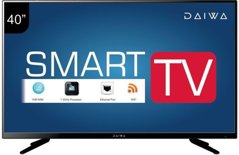 Daiwa 102cm (40 inch) Full HD LED Smart TV(L42FVC4U)