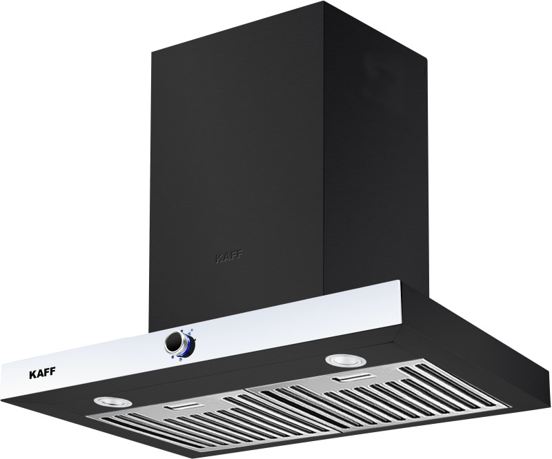 Kaff Offer on Maurice Bf 60 Wall Mounted Chimney(black 1180)