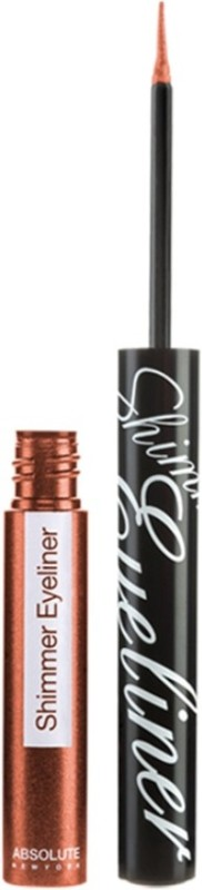 absolute ABSOLUTE NEW YORK SHIMMER EYELINER 2.8 ml(- RED)