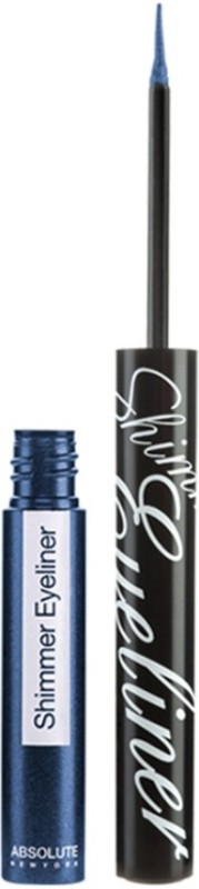 absolute ABSOLUTE NEW YORK SHIMMER EYELINER 2.8 ml(- NAVY)