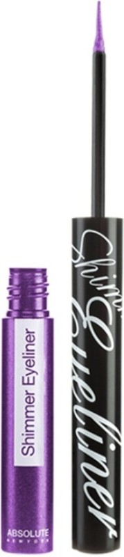 absolute ABSOLUTE NEW YORK SHIMMER EYELINER 2.8 ml(- PURPLE)