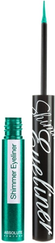 absolute ABSOLUTE NEW YORK SHIMMER EYELINER 2.8 ml(- GREEN)