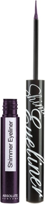 absolute NEW YORK SHIMMER EYELINER - GLITTER BLACK 2.8 ml(GLITTER BLACK)