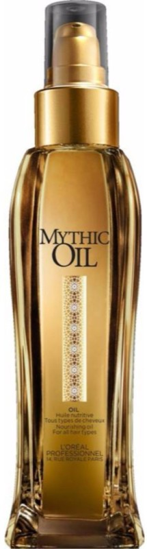 LOreal Professional Mythic Oil Hair Styler with Yardley product Hair Oil(100 ml)