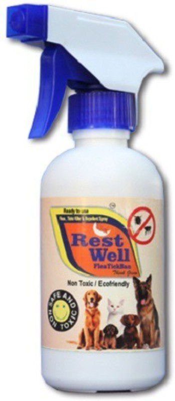 restwell Fleas & Tick Removal Spray(225 ml)