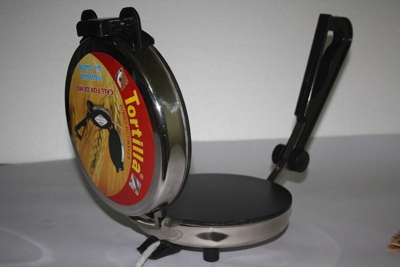 Tortilla JUMBO Roti and Khakra Maker