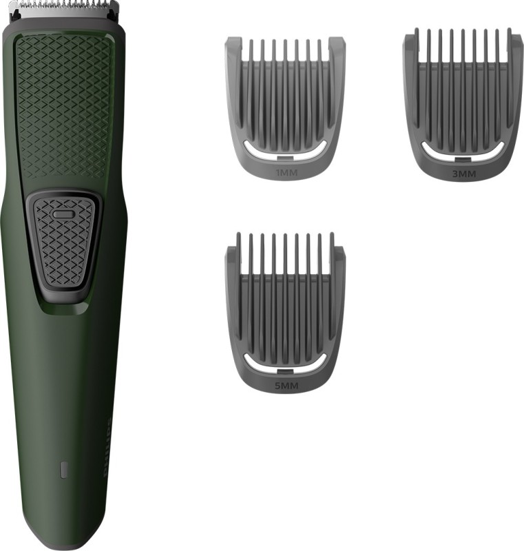 Philips BT1212/15 Cordless Trimmer(Green)