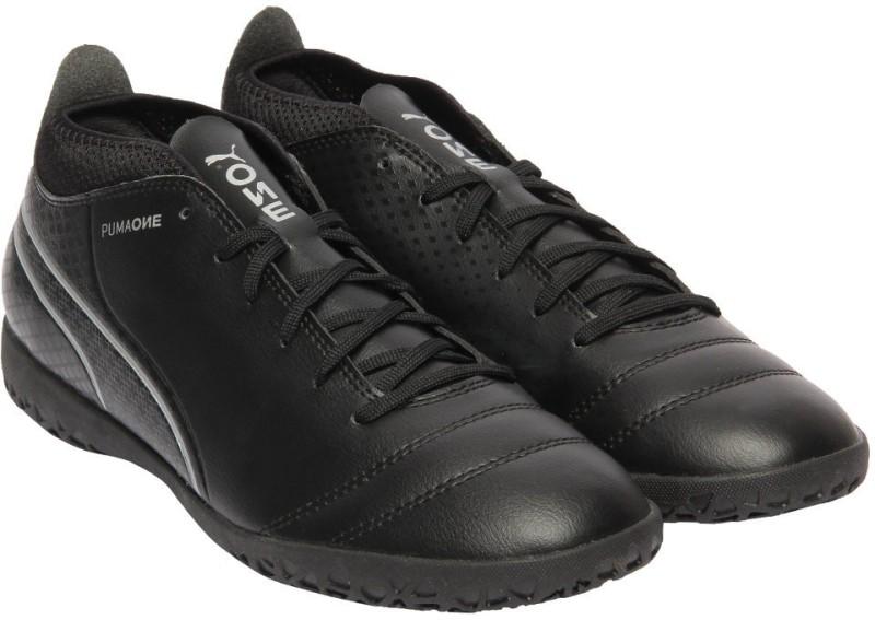 Puma Football Shoes For Men(Black)
