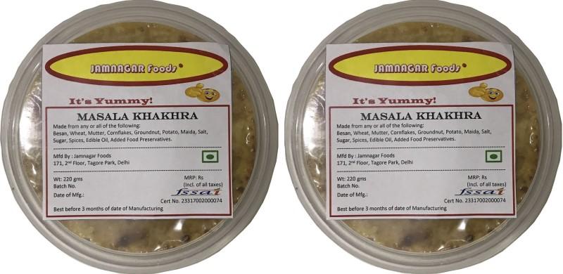 Jamnagar Foods MASALA KHAKHRA 440 GM(2 x 220 g)