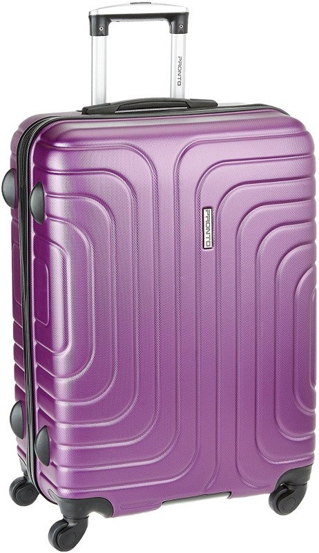 Pronto CYPRUS Cabin Luggage - 20 inch(Purple)