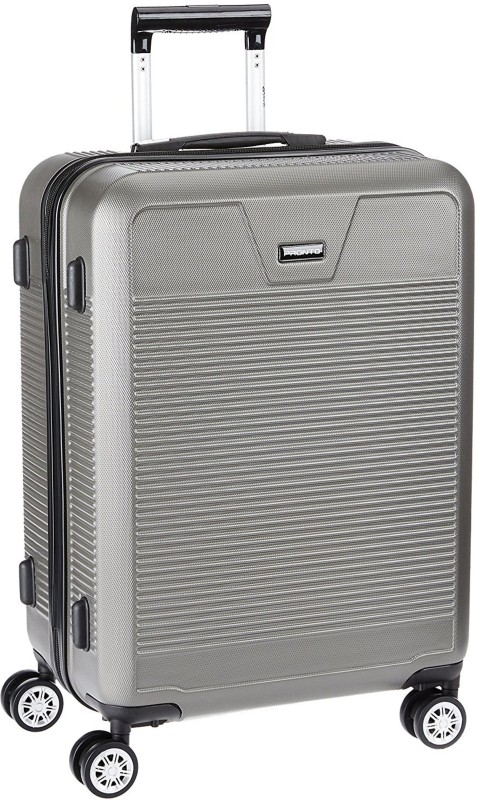 Pronto VECTRA + Expandable Cabin Luggage - 20 inch(Grey)