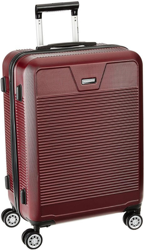 Pronto VECTRA + Expandable Cabin Luggage - 20 inch(Maroon)
