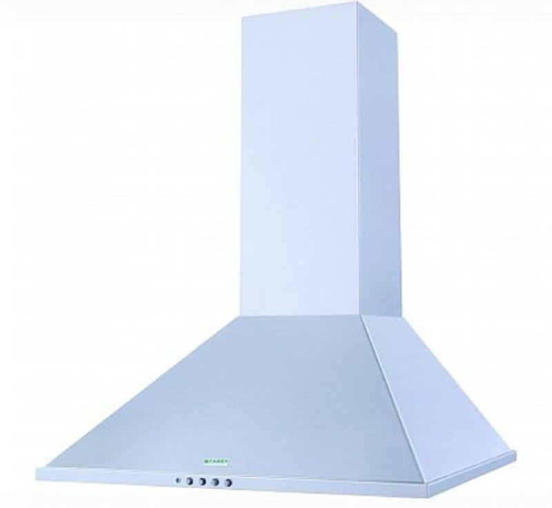FABER TOPAZ 60 PLUS Wall Mounted Chimney(Stainless Steel 1000)