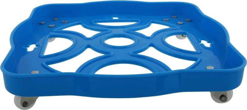 Axtry Oil Box Trolley Gas Cylinder Trolley(Blue)