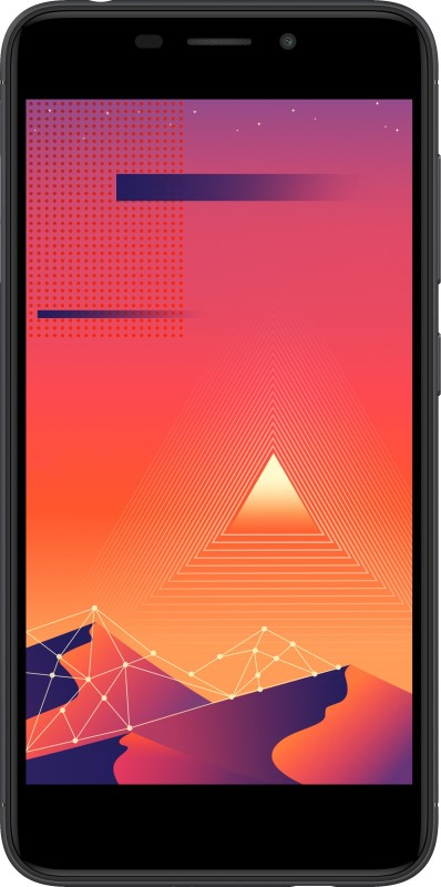 Panasonic Eluga I5 (Black, 16 GB)(2 GB RAM)