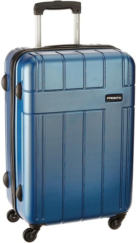 Pronto BREEZA Check-in Luggage - 24 inch(Blue)