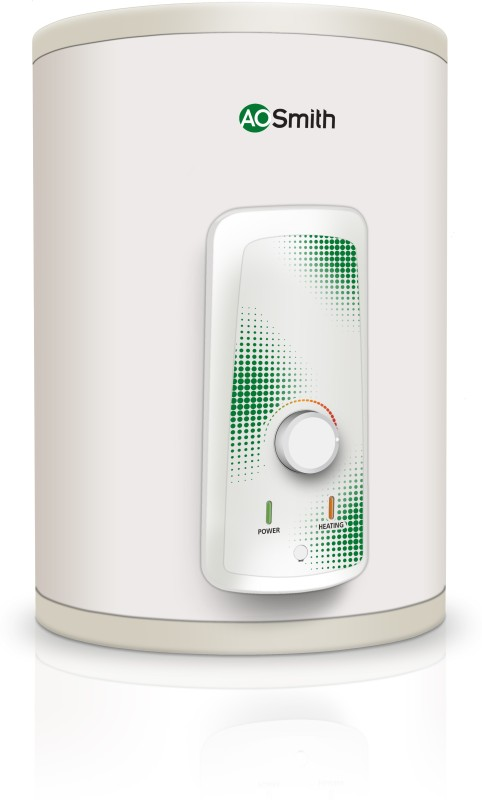 AO Smith 15 L Electric Water Geyser(White, HSE-VAS-015)